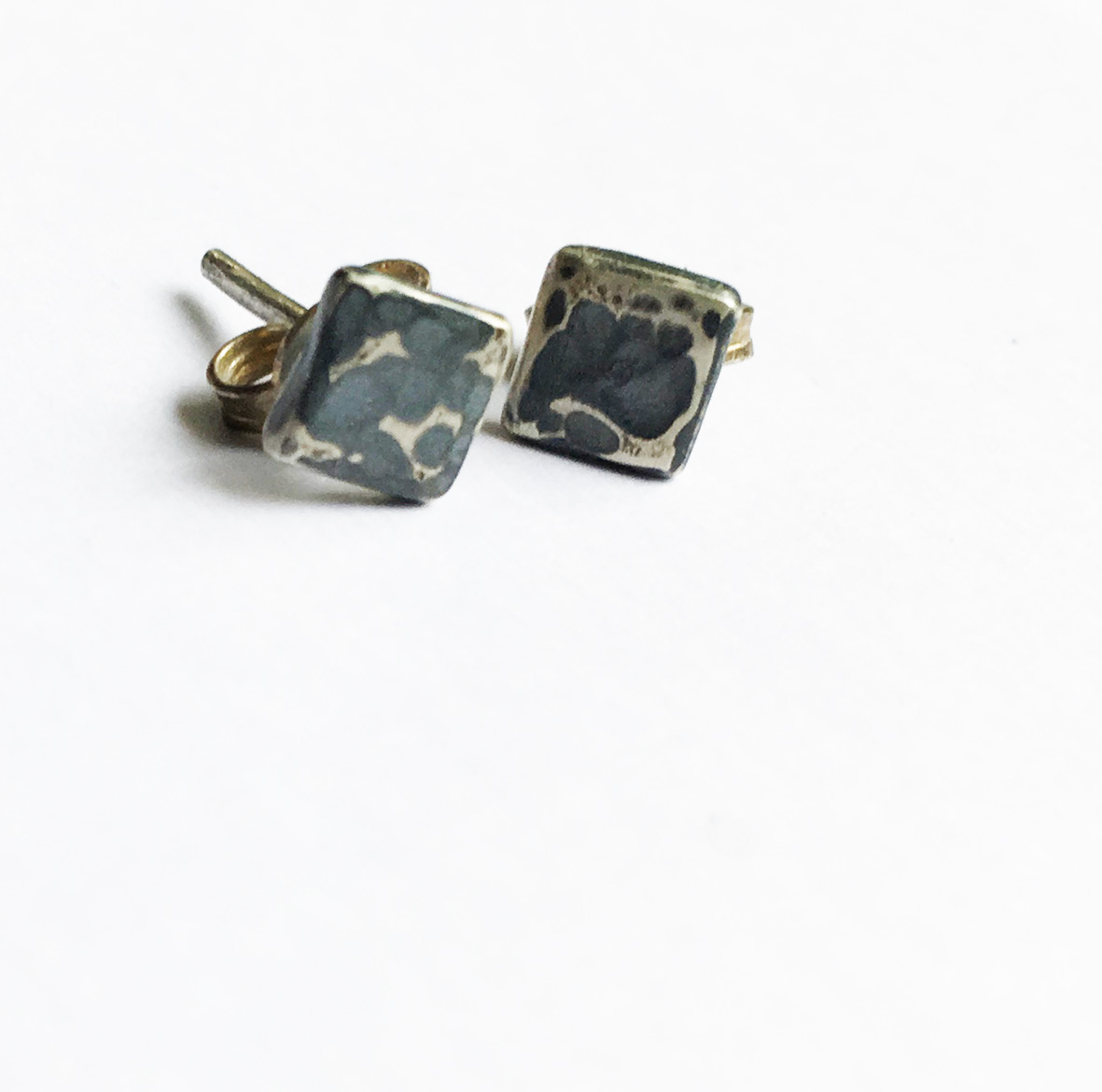 Abstract Square Stud