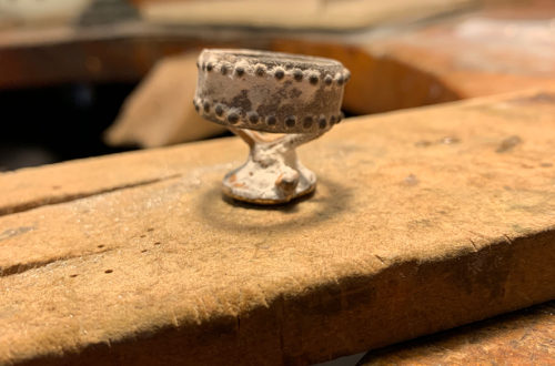 Lost Wax Casting - Gold Ring